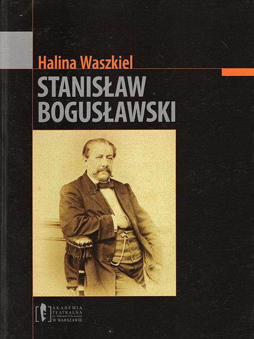 okładka Stanisław Bogusławski